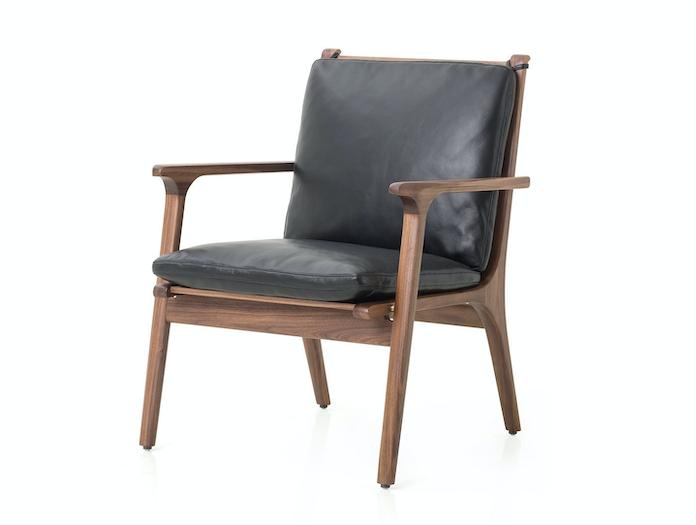 Stellar Works Ren Lounge Chair 2 Space Copenhagen