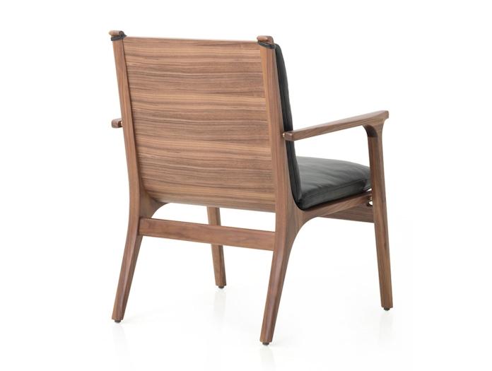 Stellar Works Ren Lounge Chair Back Space Copenhagen