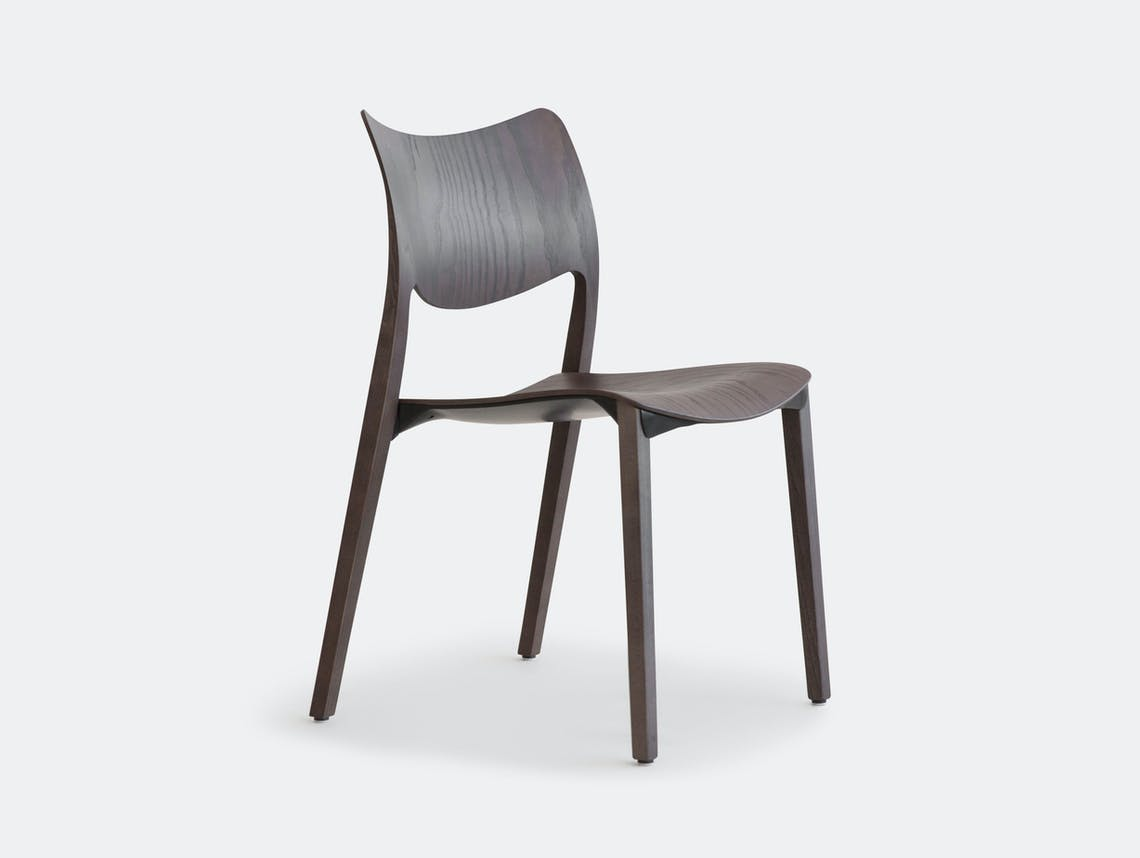 Stua Laclasica Chair Grey Stained Ash Jesus Gasca