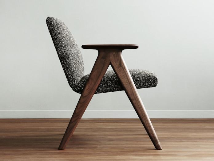 Stua Libera Lounge Chair 5829 Jesus Gasca