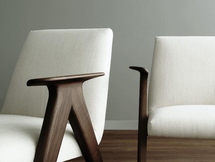 Stua Libera Lounge Chair Arm Detail Jesus Gasca