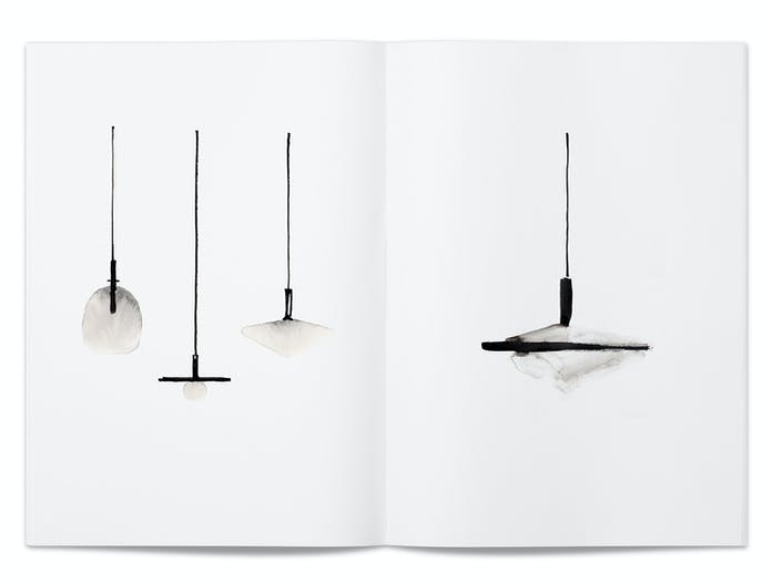 Vibia Tempo Pendant Lamps Drawing Lievore Altherr