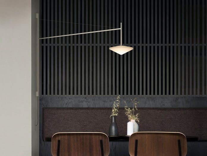 Vibia Tempo Wall Light 5761 Lievore Altherr