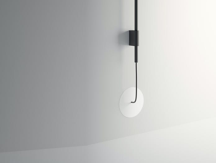 Vibia Tempo Wall Light Recessed Driver Lievore Altherr