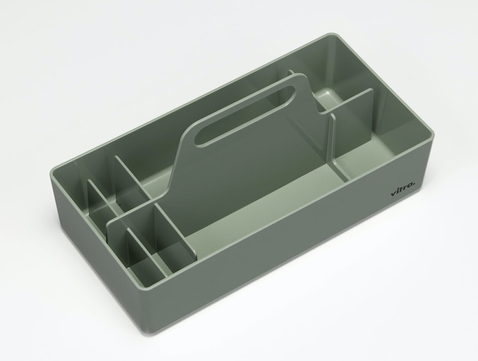 Vitra Toolbox Moss Grey 1 Arik Levy