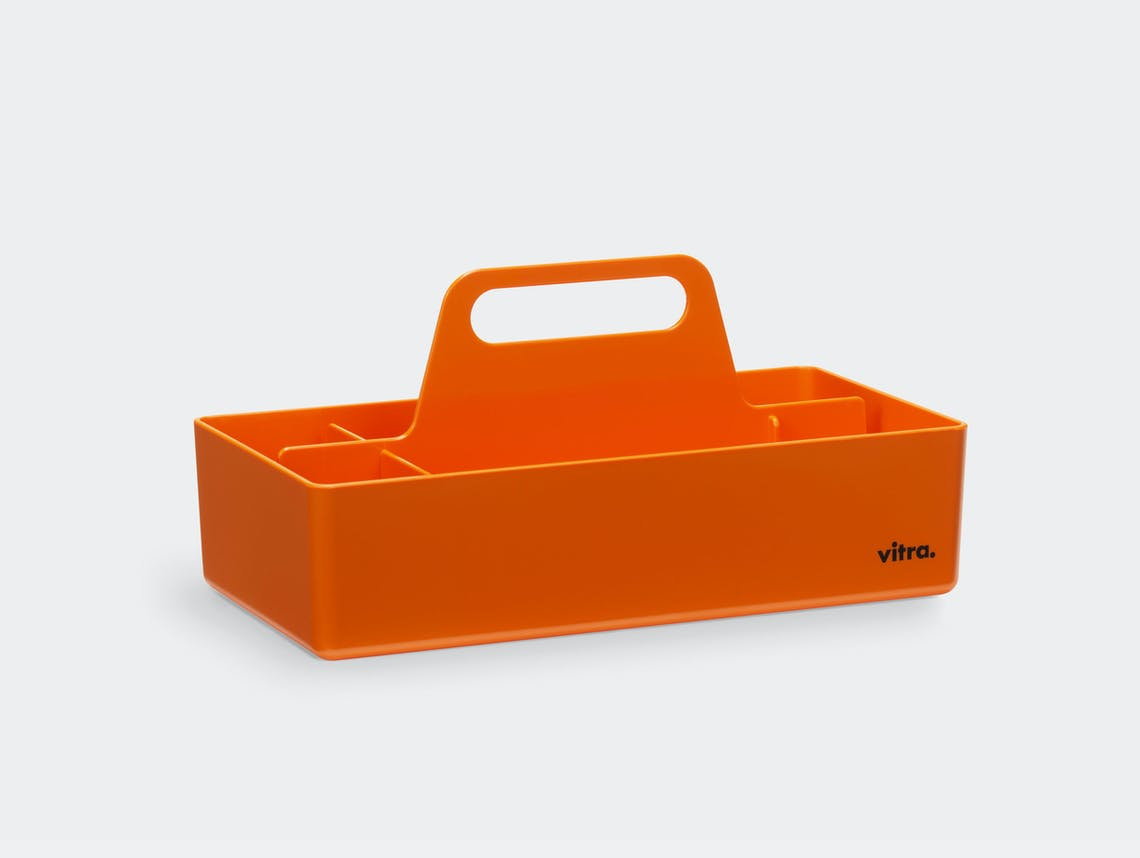 Vitra Toolbox Tangerine Arik Levy