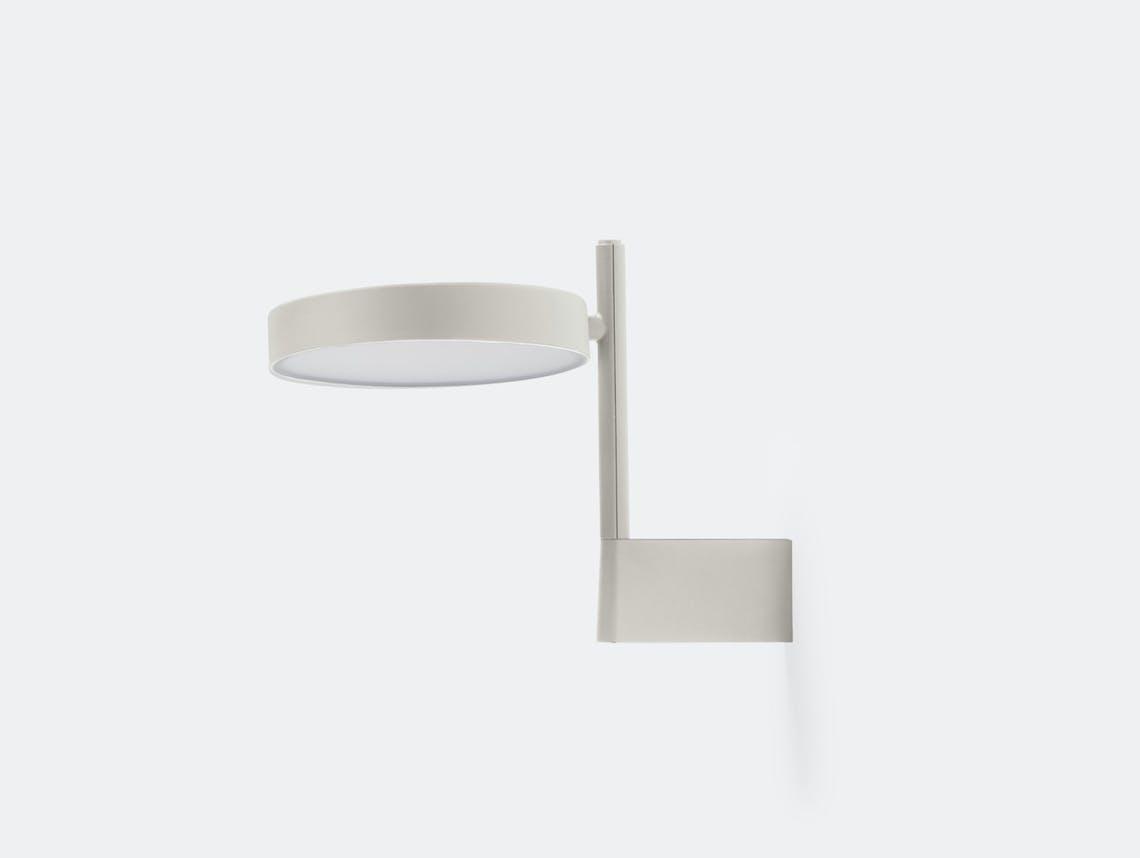 Wastberg W182 Pastille Wall Lamp Short White Sam Hecht Kim Colin