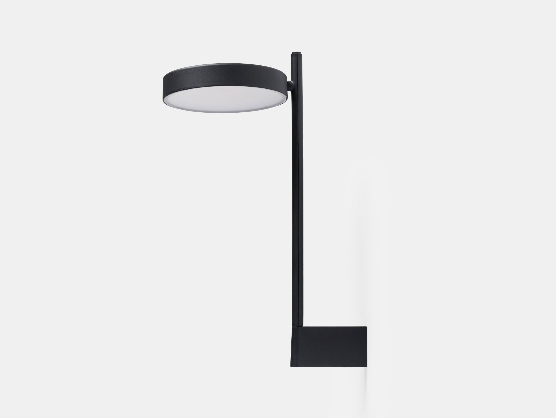 Wastberg W182 Pastille Wall Lamp Tall Black Sam Hecht Kim Colin