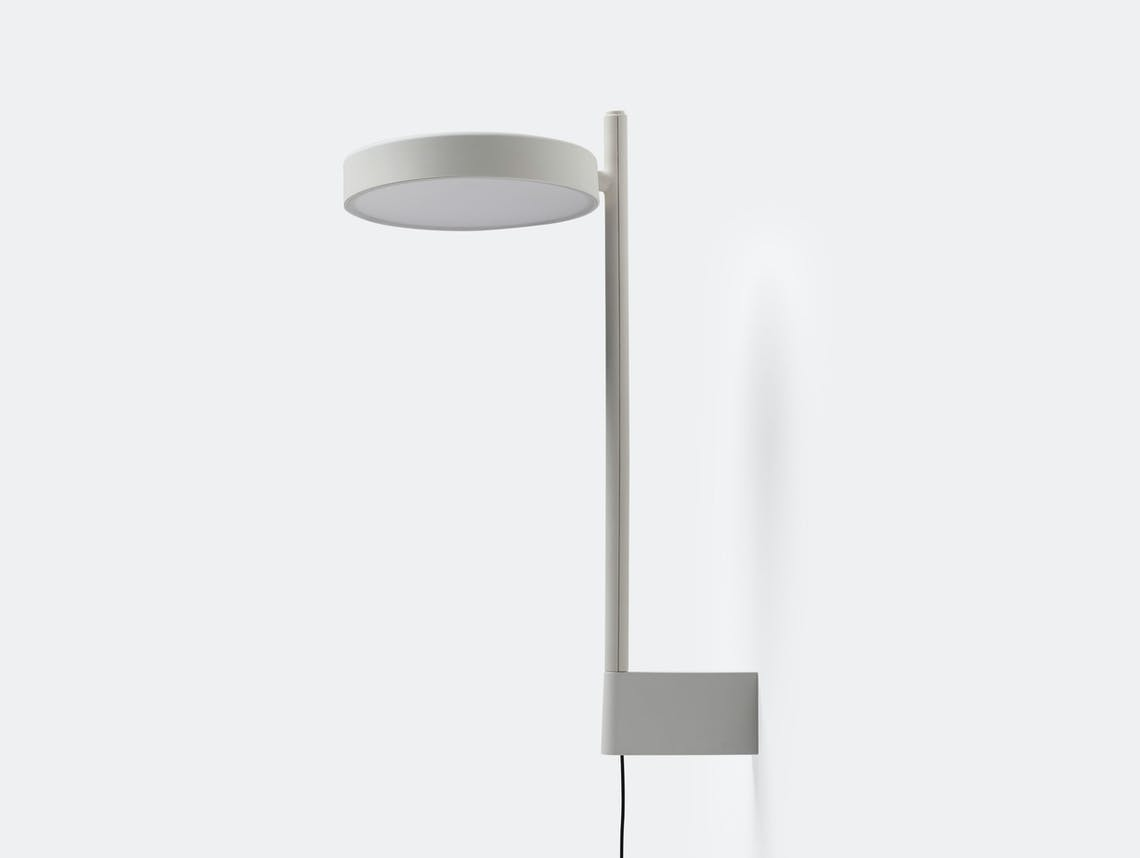 Wastberg W182 Pastille Wall Lamp Tall White Sam Hecht Kim Colin
