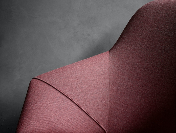 Wendelbo Hug Armchair Detail 365 Degrees North