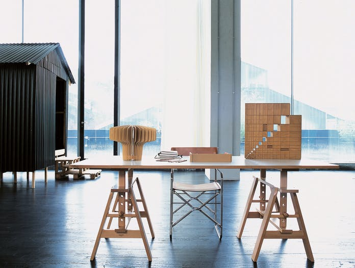 Zanotta Leonardo Table Desk Achille Castiglioni