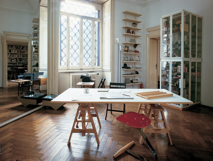 Zanotta Leonardo Table Studio Achille Castiglioni