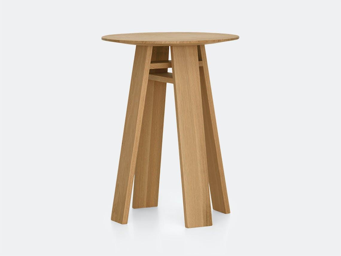 Zeitraum Bondt Side Table L Oak Merit Frank Nana Groner
