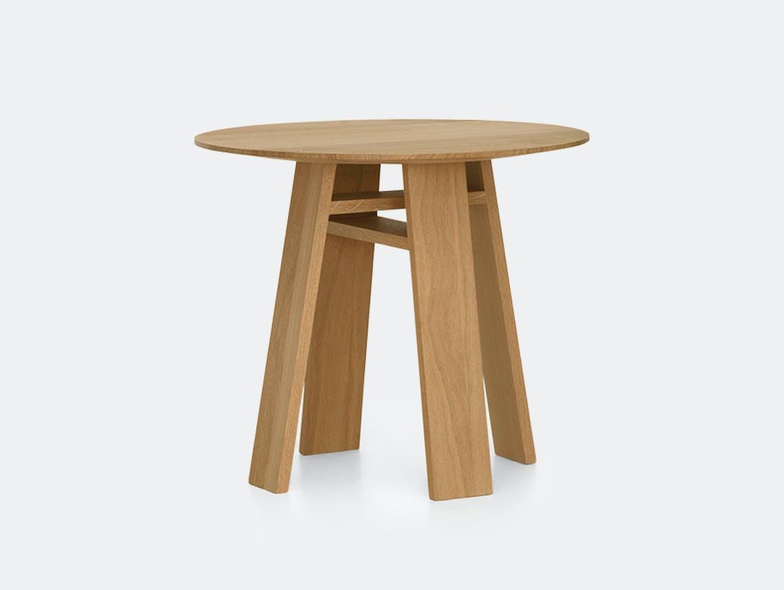 Zeitraum Bondt Side Table M Oak Merit Frank Nana Groner