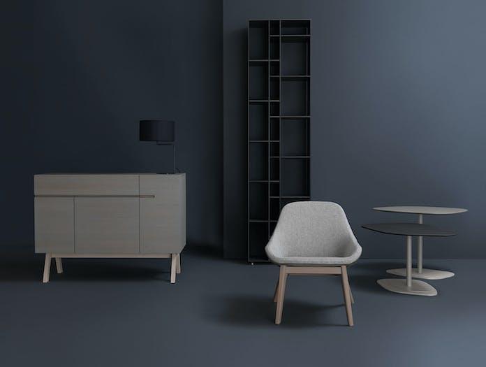 Zeitraum Morph Lounge Chair Formstelle