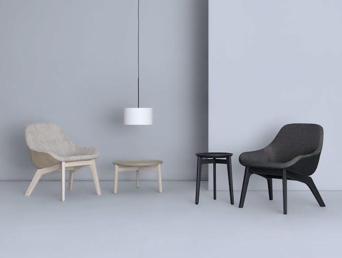 Zeitraum Morph Lounge Chairs 1 Formstelle
