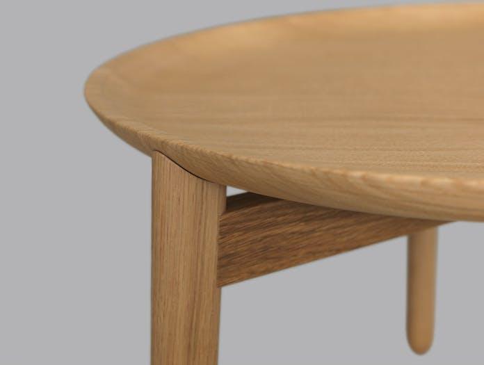 Zeitraum Plaisir Table Oak Detail Formstelle