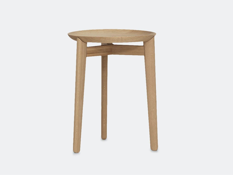 Zeitraum Plaisir Table Oak Dia35 H46 Formstelle