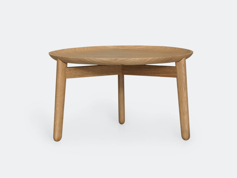 Zeitraum Plaisir Table Oak Dia54 H32 Formstelle