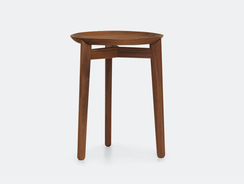 Zeitraum Plaisir Table Walnut Dia35 H46 Formstelle