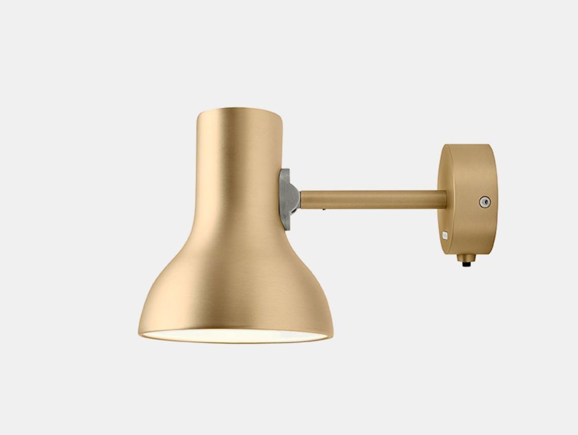 Anglepoise 75 Mini Metallic Gold