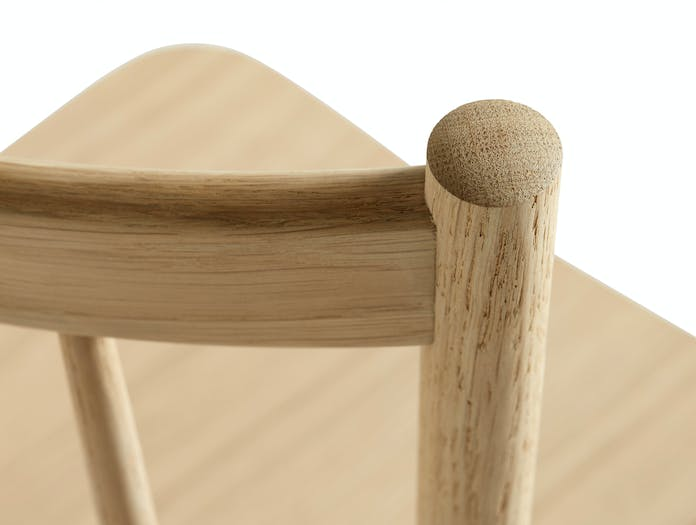 Close up hay j42 chair