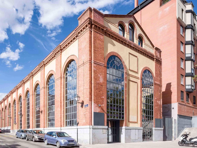 Jump Studios Google Madrid image