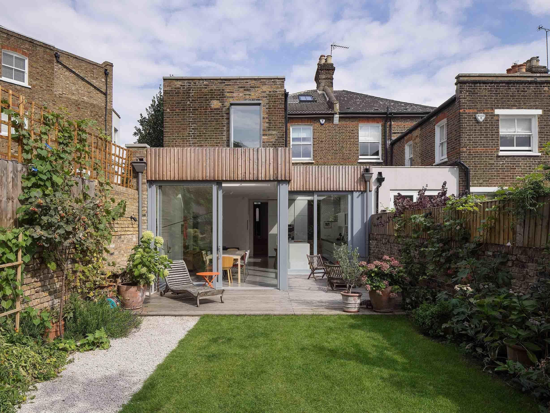 Haptic Architects Highlever Road House Conversion 2 image