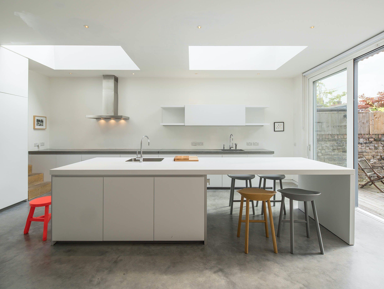 Haptic Architects Highlever Road House Conversion 3 image