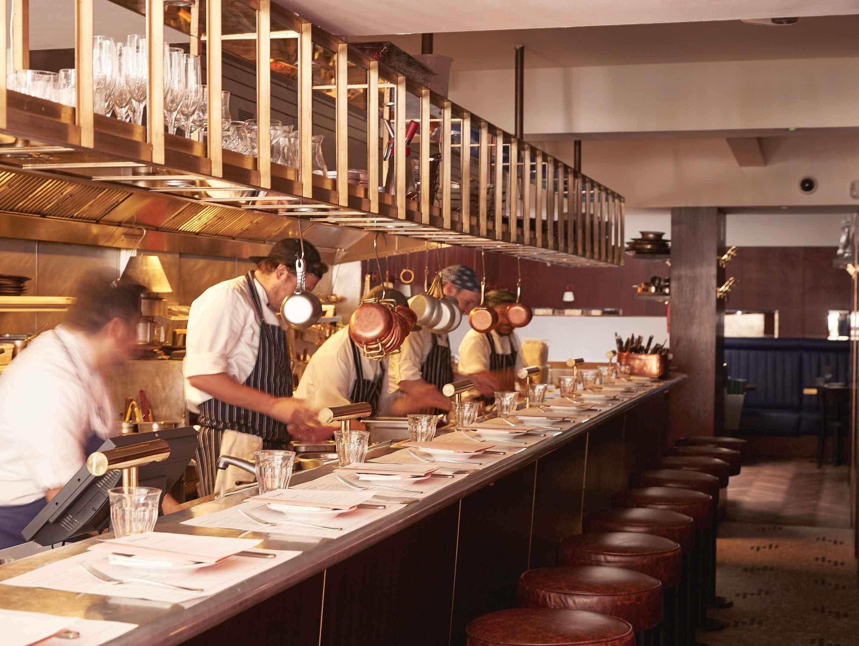 Palomar Restaurant Interior 1 image