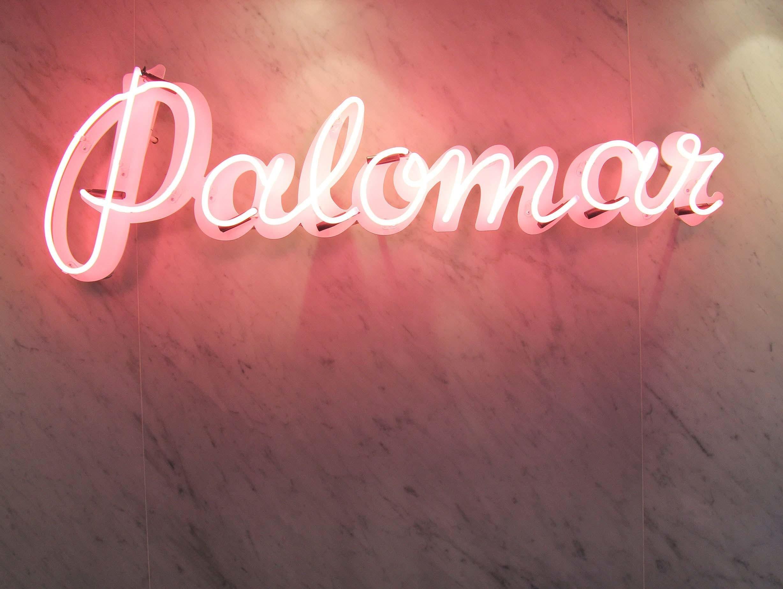 Palomar Restaurant Interior 7 image