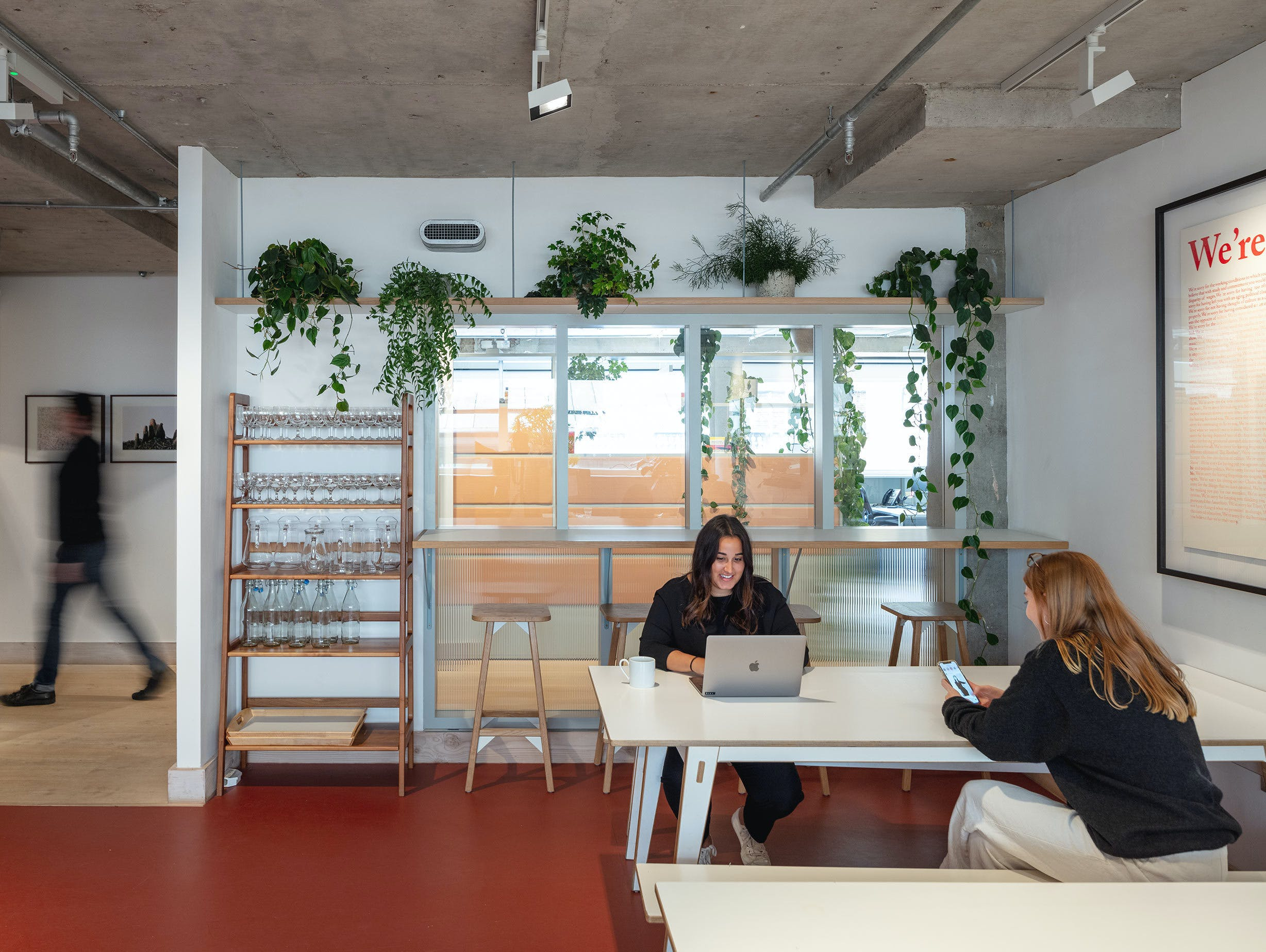 Frieze offices by fleet architects 1 image