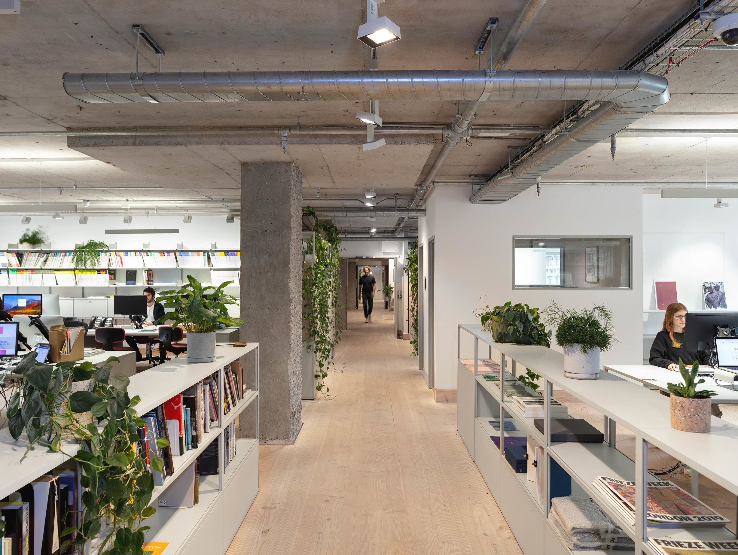 Frieze offices by fleet architects 3 image