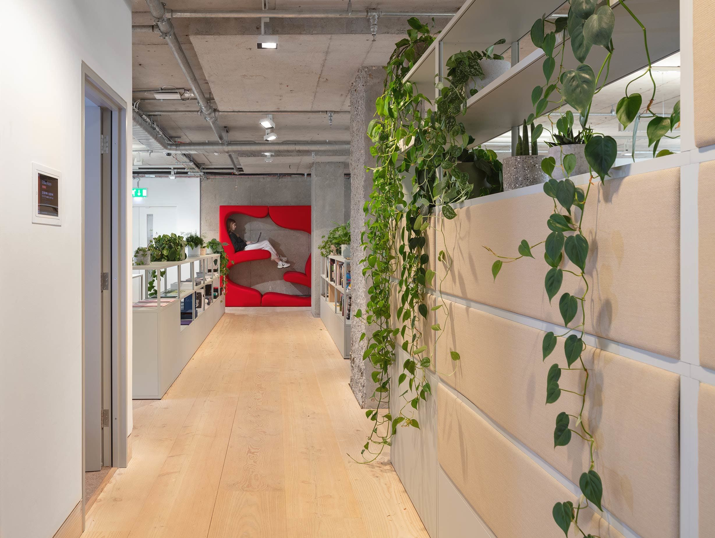 Frieze offices by fleet architects 4 image