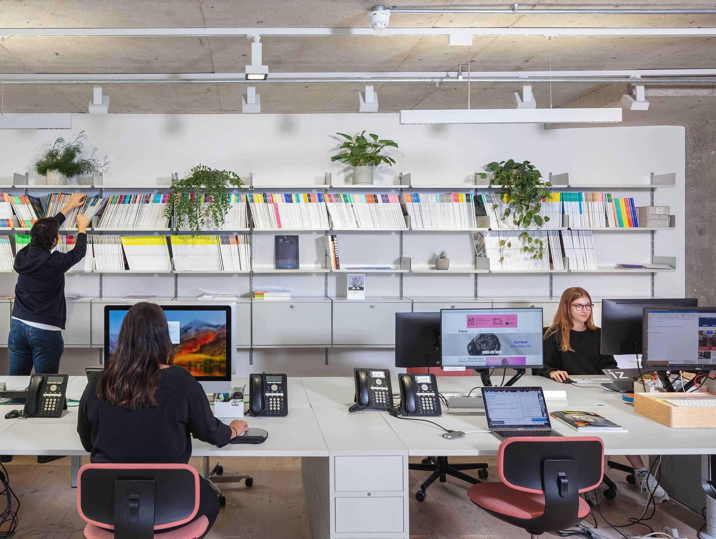 Frieze offices by fleet architects 5 image