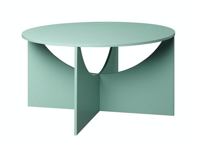 E15 Charlotte Table Mint W Ferdinand Kramer