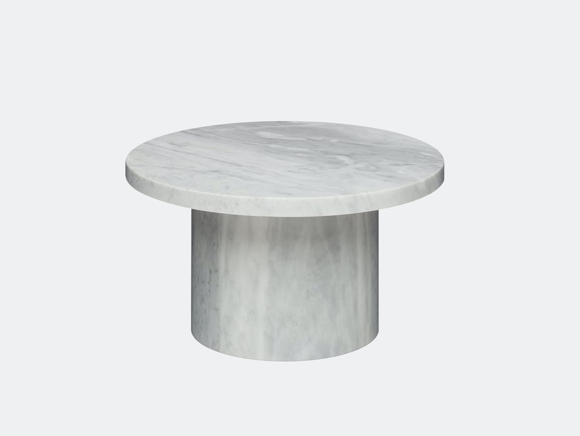E15 Enoki Migoto Side Table White Philipp Mainzer