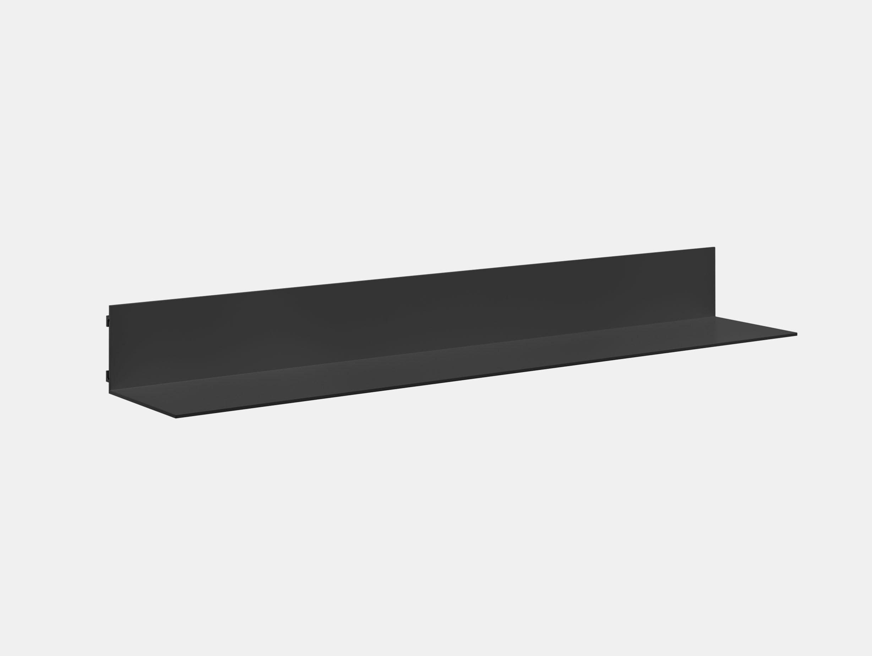 E15 Profil Shelf Black Jorg Schellmann