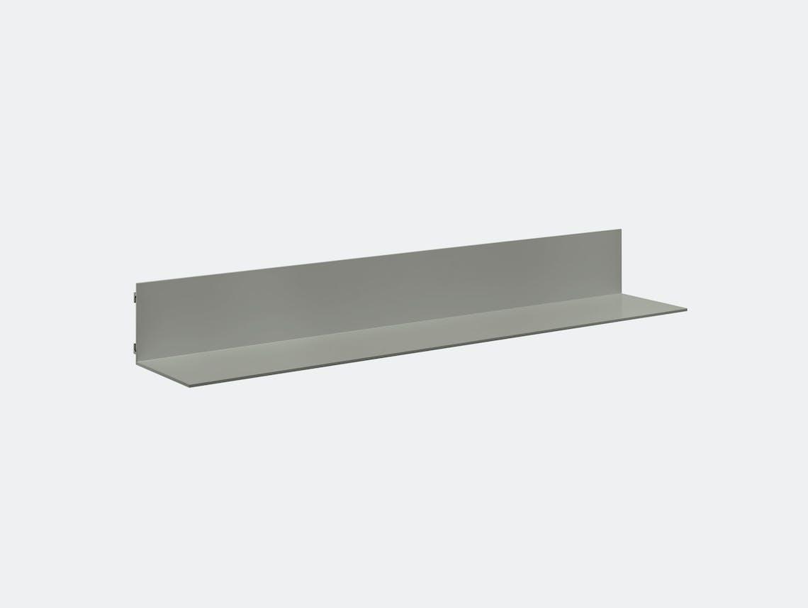 E15 Profil Shelf Silk Grey 100 Jorg Schellmann