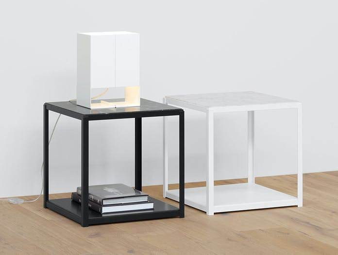 E15 Forty Forty Side Tables Marble Ferdinand Kramer