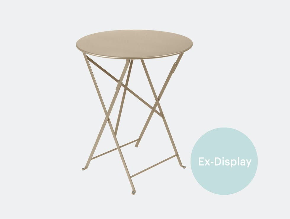 Bistro Foldable Outdoor Table / 50% off at £67 image