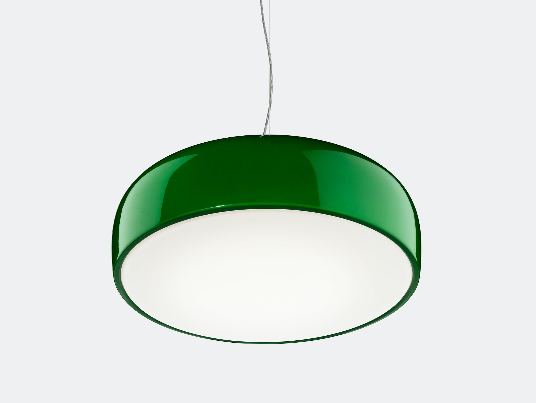 Flos smithfield pendant light glossy green 3