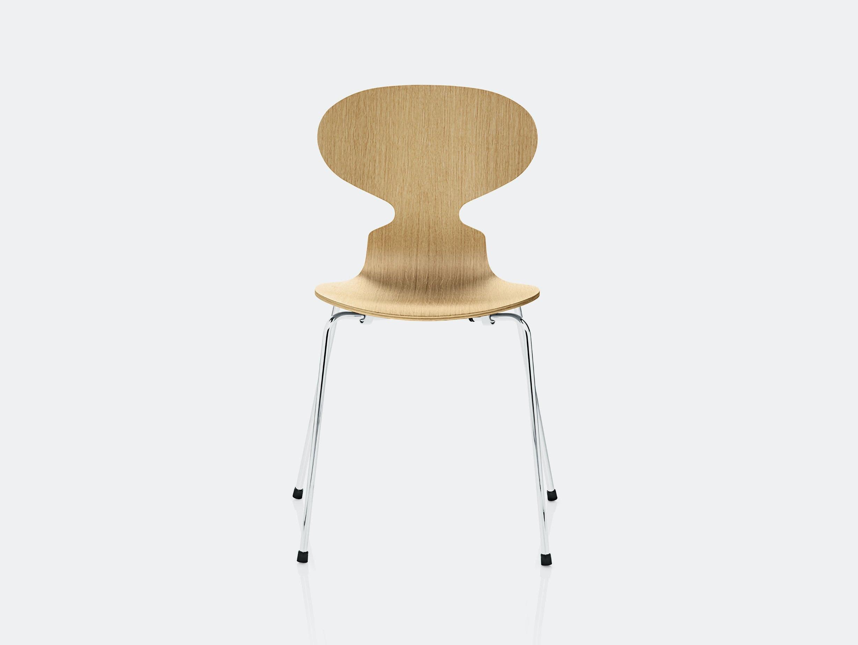 Fritz Hansen Ant Chair Oak