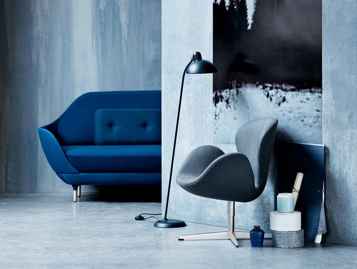 Fritz Hansen Swan Lounge Chair
