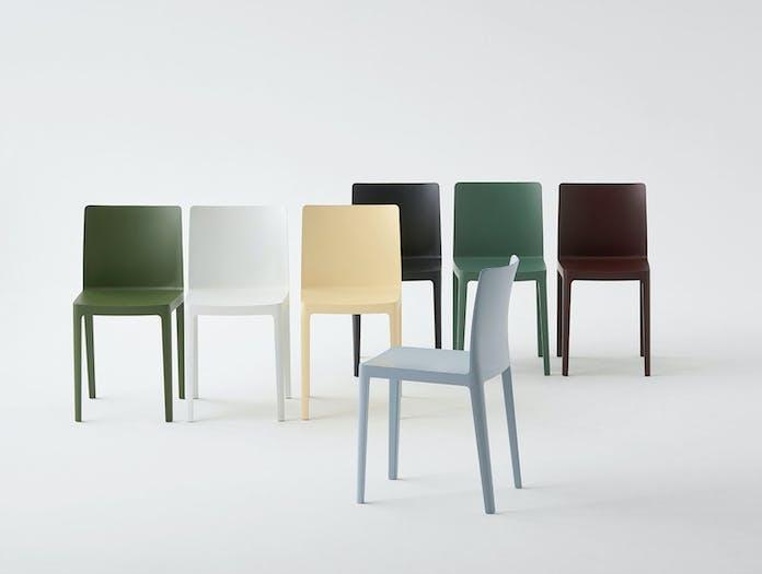 Hay Elemenatire Chairs