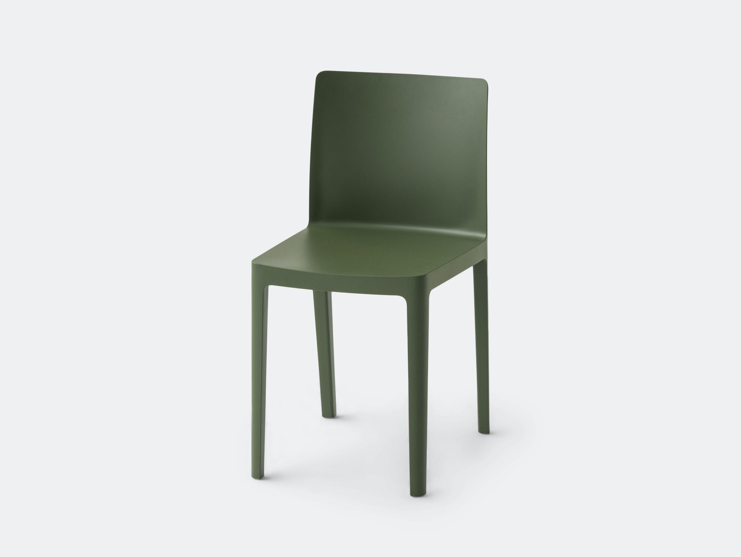 Hay Elementaire Chair Olive