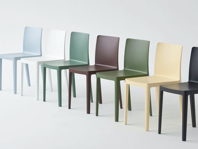 Hay Elementaire Chairs Ronan Erwan Bouroullec