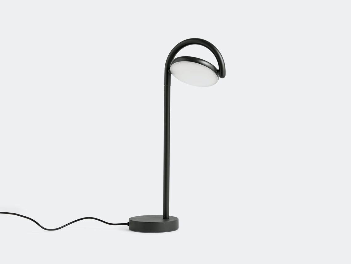 Hay Marselis Table Lamp Black