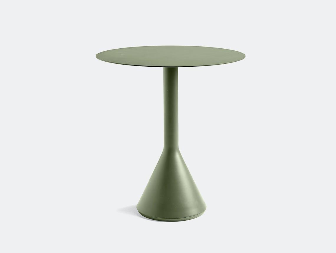 Hay Palissade Cone Circle Olive