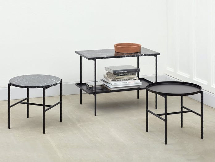 Hay Rebar Coffee Side Tables